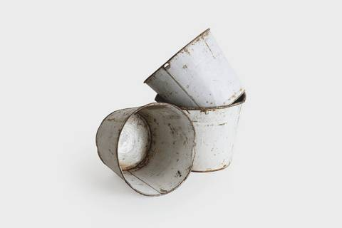 Tabor White Sap Buckets featured image
